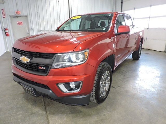 Pre-Owned 2016 Chevrolet Colorado Z71