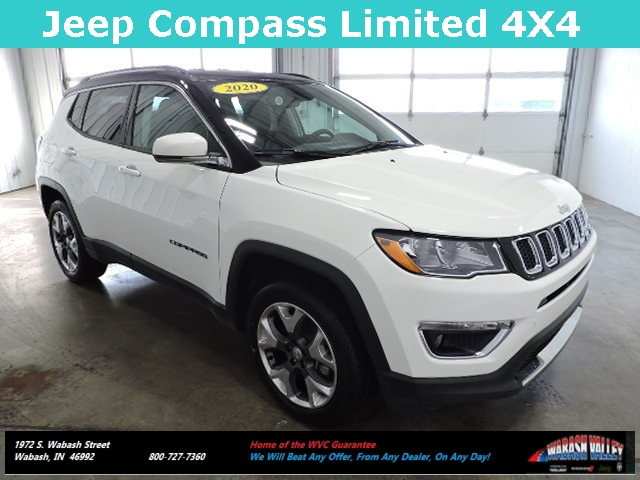 New 2020 JEEP Compass Limited