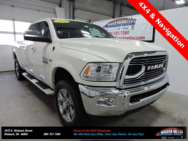 New 2018 RAM 2500 Limited